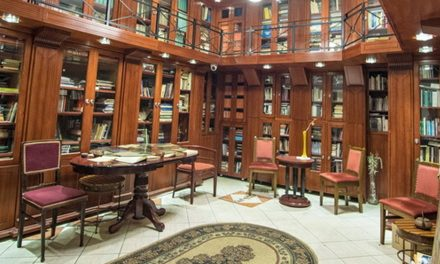 Адлигат откупио део библиотеке Александра Соловјева
